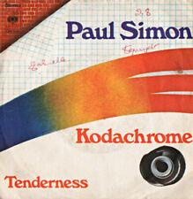 PAUL SIMON - KODACHROME / TENDERNESS - CBS 1973