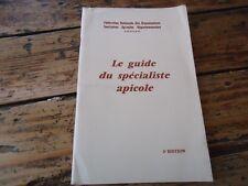 APICULTURE LE GUIDE DU SPECIALISTE APICOLE FNOSAD 1972 MIEL ESSAIM RUCHE ABEILLE