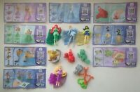 Kinder Surprise Series 2018 (Disney Princess) EN365 + alle 8 BPZ