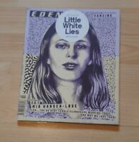 LITTLE WHITE LIES Magazine 60 2015 Used VGC