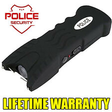 Stun Gun 916B- 550MV Heavy Duty With LED Flashlight & Safety Disable Pin, PINK