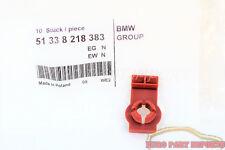 BMW E46 320i 323i 352i 325xi 328i Window Regulator Clips GENUINE 51338218383