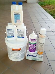 Pest Control, Roaches, Ants, Bed Bugs, Spiders - Suspend, Advance Insecticide