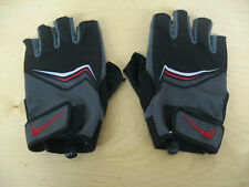 Nike Women's Weight Lifting Gloves Body Building Training Gloves size L (Large)