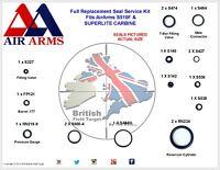 Full Premium Seal Service kit Fits Air Arms S510F & Superlite Carbine New