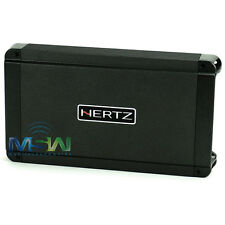 *NEW* HERTZ HCP 5D 1500W 5 CHANNEL D-CLASS AMPLIFIER w/ CROSSOVER (HCP5D)