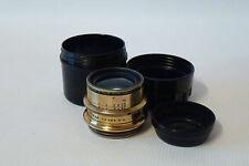 Lens C.P.Goerz Berlin Doppel-Anastigmat Serie III No.3 F=210m/m f4.8Large Format