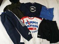 9-10 years boys bundle adidas puma Tommy Hilfiger lacoste under armour read (8)