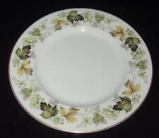 Royal Doulton LARCHMONT Dinner Plate, TC1019 Brown & Green Leaves