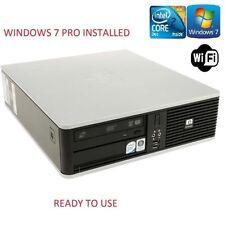 PC de bureau Windows 7 4 Go