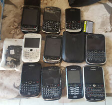 LOTTO 10X SMARTPHONE BLACKBERRY ROTTI, 8520, 9800, 9900, 8100, 9000, 8900, 9780