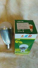 8x 7W Dimmbar BC B22 warmes weiß LED-Licht Lampen Birne Energiesparend 240V