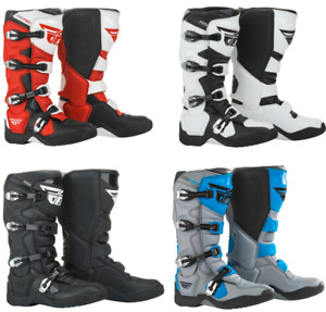 2021 Fly Racing FR5 MX Motocross Offroad Boots - Pick Size & Color