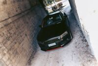 For Audi A5 S5 Front Bumper spoiler lip Valance Skirt Apron Eleron splitter Chin