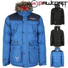 Zip Hooded Unbranded Coats & Jackets for Men