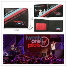 Twenty One Pilots Bifold Wallet ID Credit Card Holder Pocket Purse Xmas Gift New