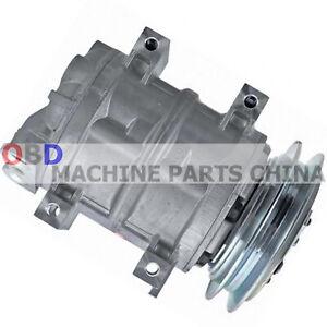 For Komatsu PC100-6 PC120 PC210 PC300 PC350 PC400 A/C Compressor  506011-6800