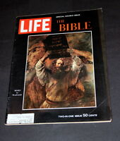 THE BIBLE & MOSES DECEMBER 25 1964 LIFE MAGAZINE
