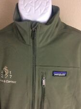 Patagonia Soft shell Jacket Mens medium Climbing, Skiing, Running Green Company