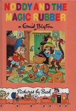 """ENID BLYTON - """"NODDY AND THE MAGIC RUBBER"""" - BEEK ILLUSTRATIONS - COLLINS (1996)"""