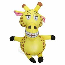 Tough Safari Giraffe Dog Toy With Squeak 30cm/12""