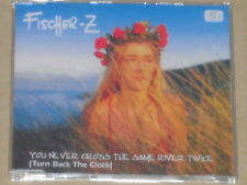 FISCHER-Z -You Never Cross The Same River Twice (Turn Back The Clock)- CDEP
