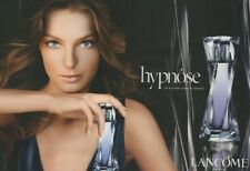 PUBLICITÉ PAPIER  -  ADVERTISING PAPER HYPNOSE DE LANCOME 2 PAGES