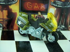 '13 MATCHBOX BMW R1200 RT-P POLICE MOTORCYCLE LOOSE 1:64 SCALE