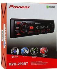Pioneer MVH290BT Single DIN Mechless Bluetooth In-Dash Digital Media Car Stereo