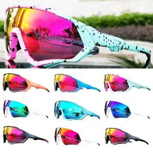 Fashion Cycling Glasses Men Bicycle Eyewear Outdoor Sports Polarized Sunglasses