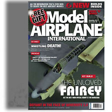 MODEL AIRPLANE INTERNATIONAL ISSUE 149 DECEMBER 2017 MAGAZINE