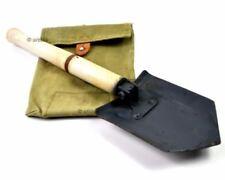 WWII original Hungarian army shovel Vintage military folding shovel spade