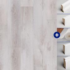 Klick Laminat Boden Holzboden Selection Eiche Rustic optional Dämmung Leisten