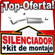 Silenciador Trasero SEAT IBIZA V SKODA FABIA VW POLO 1.6 16V DESDE 2006 EHL