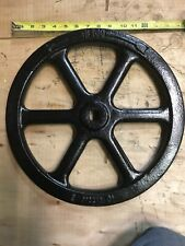 "Hand Wheel For Gate Valve, AFC Waterous, Iron 15"" OD, DI 912213, Arrow Open Left"