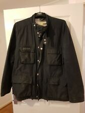 BARBOUR INTERNATIONAL STEVE MCQUEEN Giacca