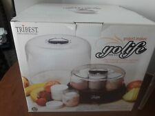 Tribest Yolife Yogurt Maker Model YL-210 ~New