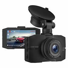 "Caméra Embarquée Voiture Avec Ecran IPS 3"" Dashcam 1080P FHD Night Vision 170 °"