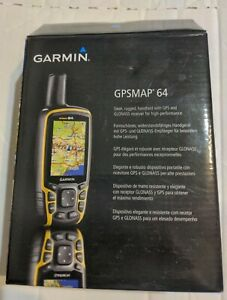 Garmin GPS- MAP 64 Handheld GPS Handheld Navigator. GREAT ITEM.