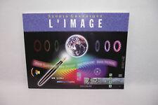 Livre Studio Graphique L'IMAGE 1995 pour utiliser Adobe Photoshop et autres