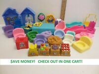 CHOOSE-FP Little People Furniture Accessories -Shipping Discount on Multiples
