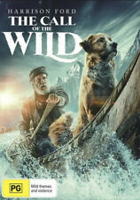 The Call Of The Wild Dvd Brand New Sealed! Region 4! FAST FREE POSTAGE!