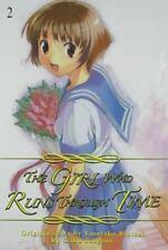 The Girl Who Runs Through Time, Vol. 2-ExLibrary