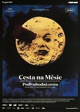 The Extraordinary Voyage - original czech movie poster - A1