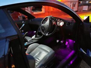 Fits Peugeot RCZ all models 15pc 6000k White LED Interior / Number plate set