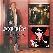 Joe Ely Down On The Drag/Live Shots 2on1 CD NEW SEALED Country Remastered