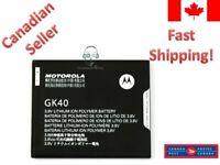 Motorola OEM Moto G4 Play / G5 / E4 / E5 Play Battery XT1607 XT1609 GK40 2800mAh