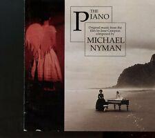 The Piano - Michael Nyman / Soundtrack