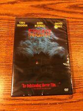 Fright Night Dvd 1985 Horror Sci-Fi Movie 80's Vampire Zombie Brand New Sealed