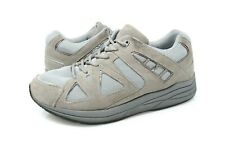 Drew Shoes Energy Mens Size 8.5 6E Grey Suede Orthopedic Shoes
